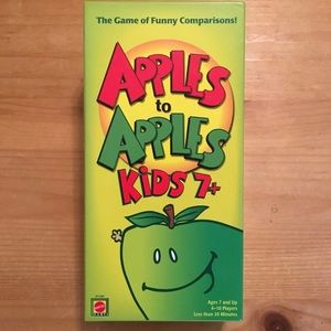 Apples to Apples Kids+
